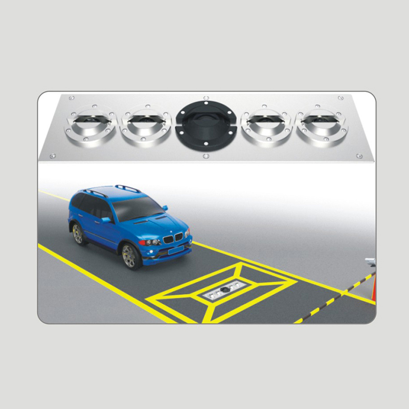 AD-UVSS-I 地埋式车底安全检查系统