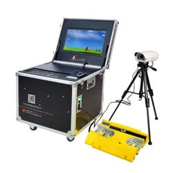 AD-UVSS-II 移动式车底安全检查系统